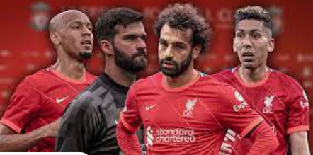 Liverpool and four players have to make decisions