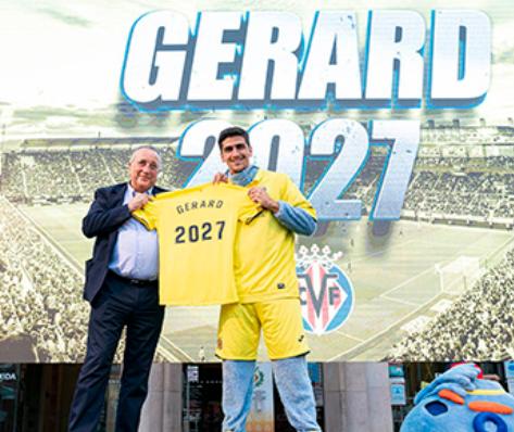 Moreno Extends Villarreal Contract Until 2027